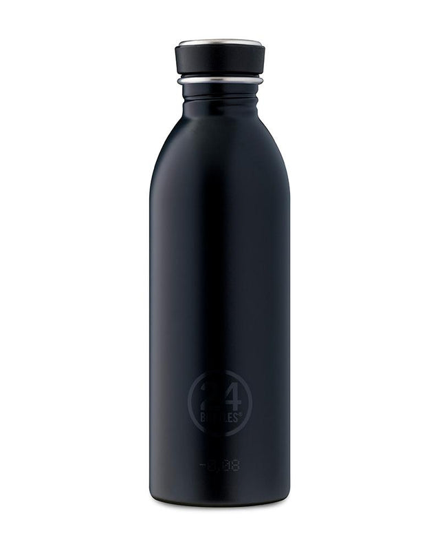 24Bottles Urban Bottle Tuxedo Black 1000 ml