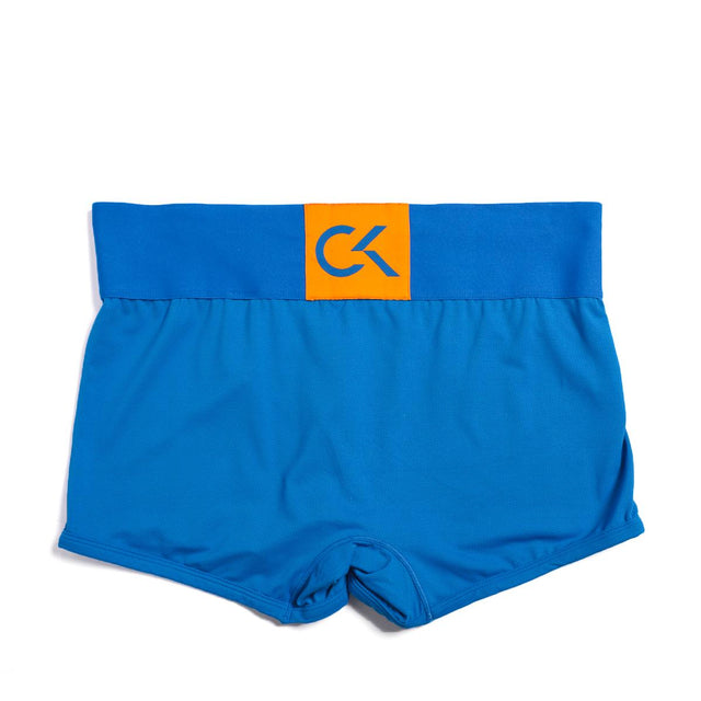 Calvin Klein Performance Trunks Blue