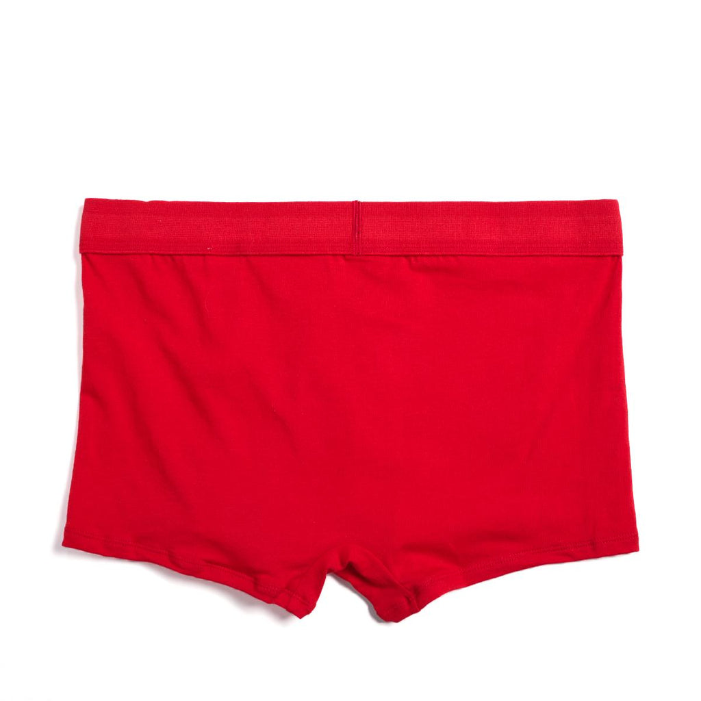 Calvin Klein Manic Red Monogram Trunks