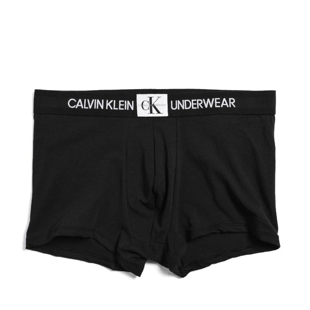 Calvin Klein  Monogram Trunks Black