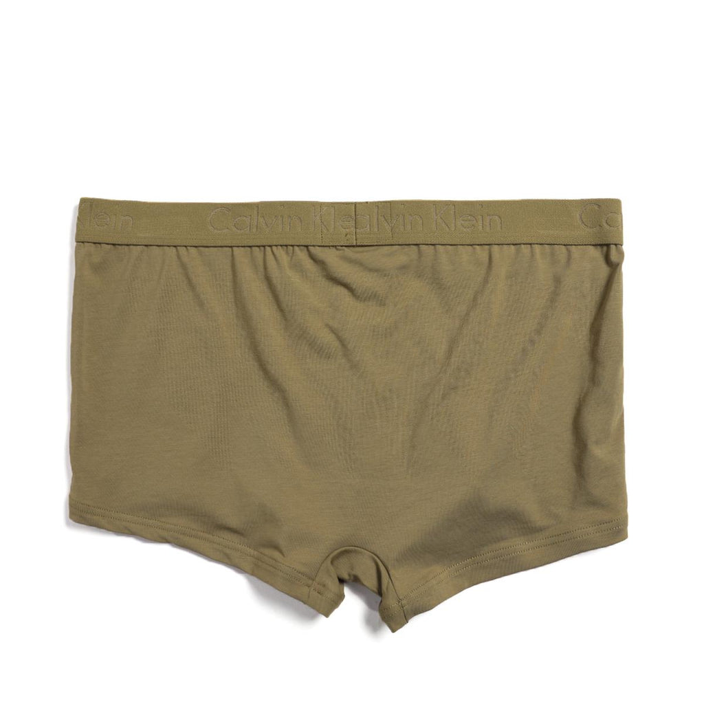 Calvin Klein Trunks Infinite Green