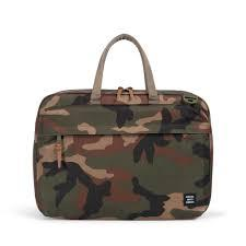 Herschel Supply Sanford Messenger Woodland Camo 10330-00699