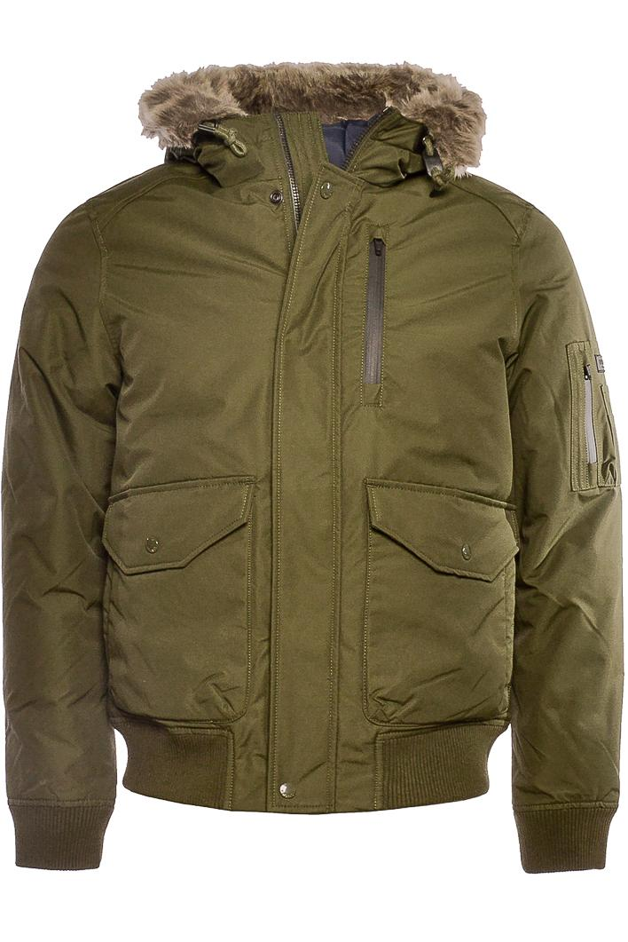 V/WORKS Lynton Jacket Drab Green