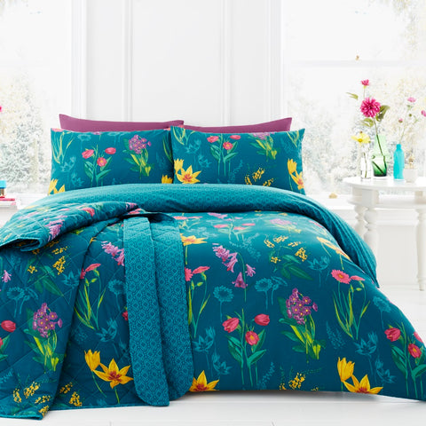 Dreams n Drapes Ingrid Duvet Cover Set