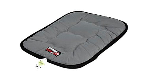 Outdoor Paws Charcoal Dog Crate Mattress - Extra Small