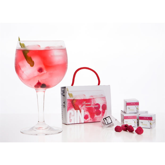 Te Tonic Mini Pack Strawberry & Raspberry