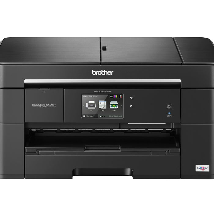 Brother MFC-J5625DW (A3) Colour Inkjet Multi Function Printer (Print/Copy/Scan/Fax) 9.3cm Touchscreen 22ppm (Mono)