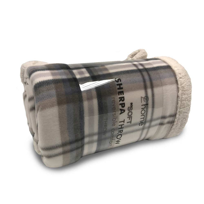 Catherine Lansfield Home Kelso Sherpa Throw (150x200cm)