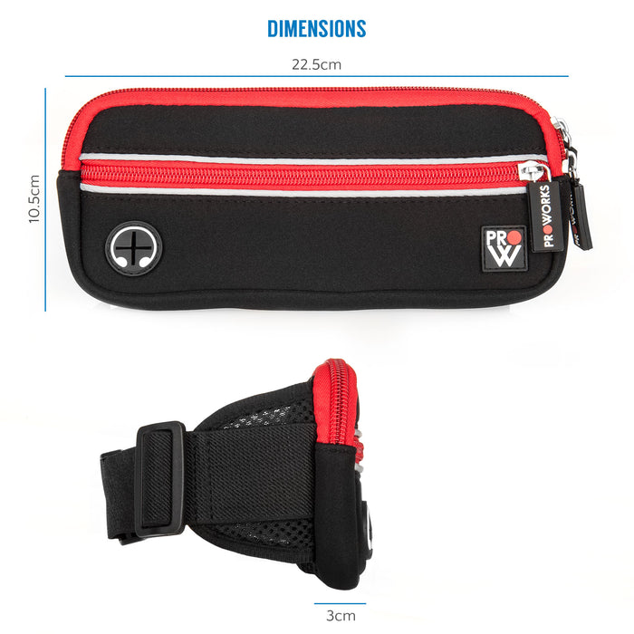 Proworks Running Money & Accessories Belt