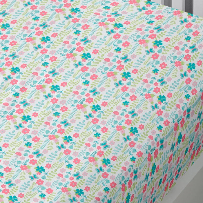 Bedlam Woodland Fox Fitted Sheets