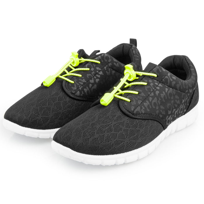 Proworks No Tie Reflective Shoe Laces