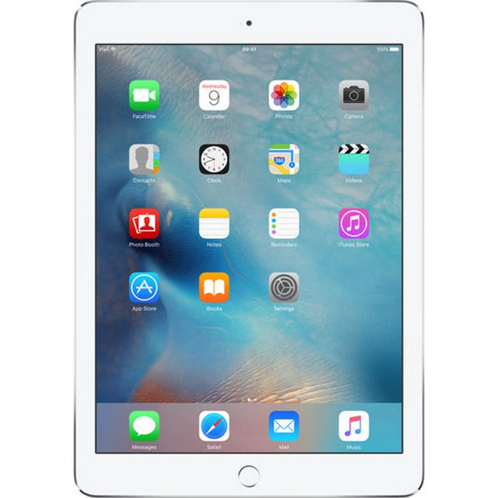 Refurbished Apple iPad Air 2, 16GB WiFi Only - White/Silver