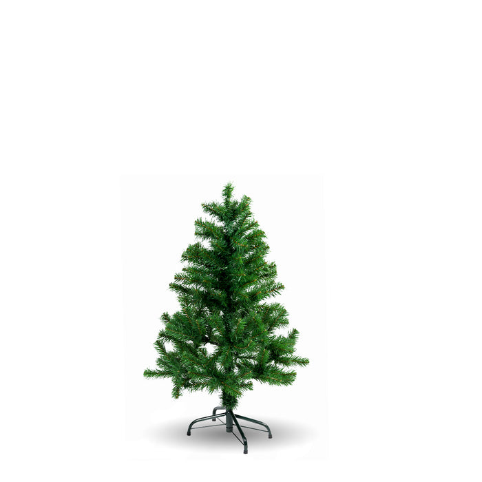 4ft Meribel Spruce Christmas Tree - Green