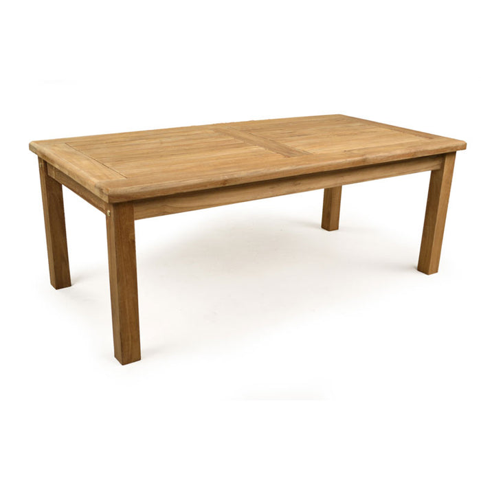 BrackenStyle Sutton Rectangular Teak Coffee Table