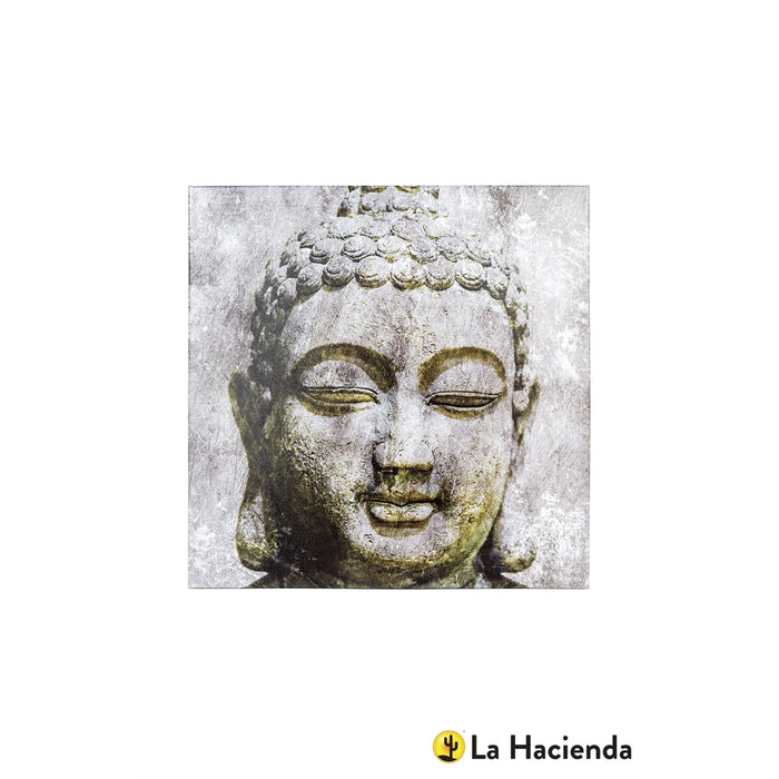 La Hacienda Buddha Canvas