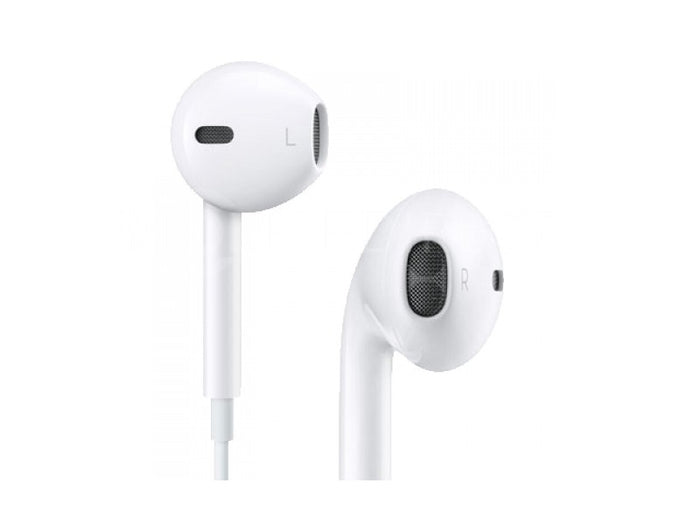 Apple EarPods with Remote and Mic (White)