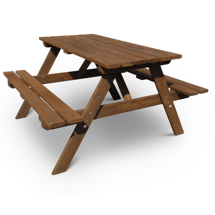 BrackenStyle Chester A Frame Picnic Table - Seats 6