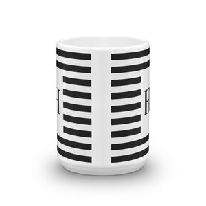 Monaco Collection H mug - Pretty Ventura