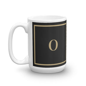 Miami Collection O mug - Pretty Ventura