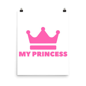 My princess print