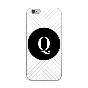 Santorini Collection Q iPhone case