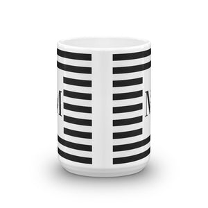 Monaco Collection M mug - Pretty Ventura