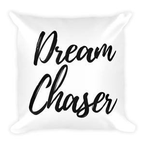 Dream chaser white cushion