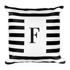 Monaco Collection F cushion - Pretty Ventura