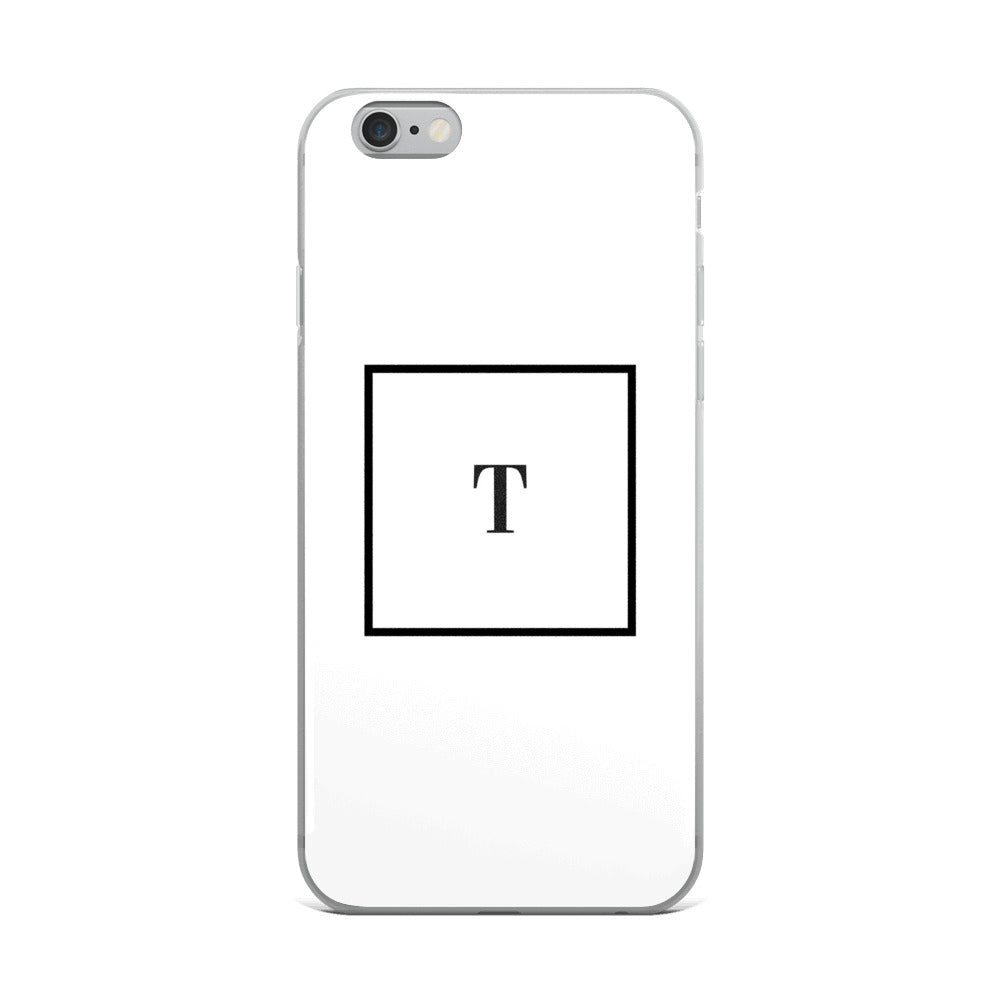 New York Collection T iPhone case - Pretty Ventura