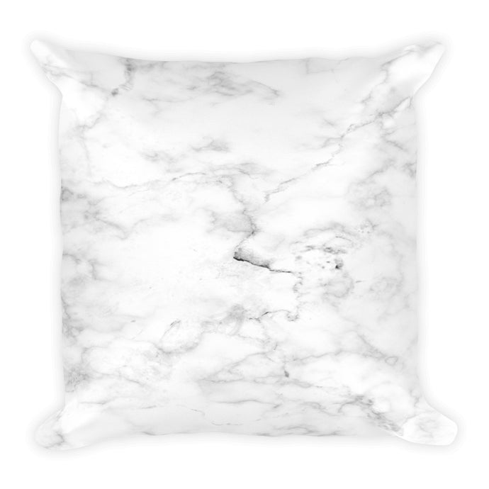 Classic marble light cushion