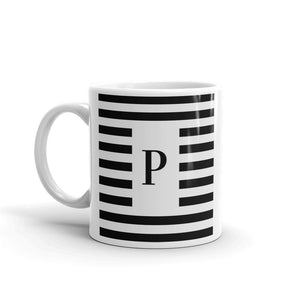 Monaco Collection P mug - Pretty Ventura