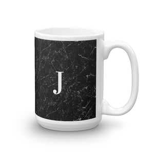 Dubai Collection J mug - Pretty Ventura
