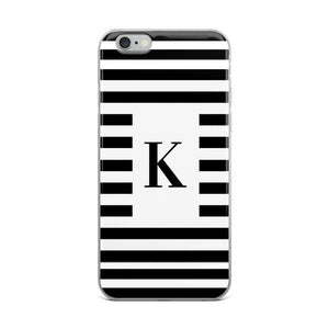 Monaco Collection K iPhone case - Pretty Ventura
