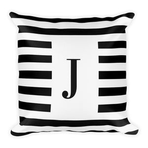 Monaco Collection J cushion - Pretty Ventura