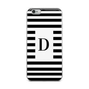 Monaco Collection D iPhone case - Pretty Ventura