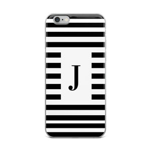 Monaco Collection J iPhone case - Pretty Ventura