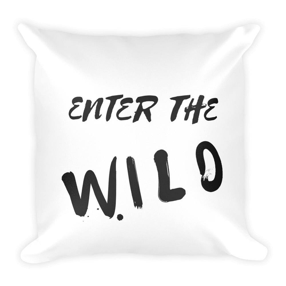 Enter the wild cushion - Pretty Ventura
