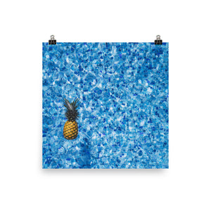 Pineapple print - Pretty Ventura