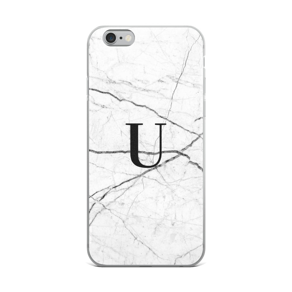 Bali Collection U iPhone case - Pretty Ventura