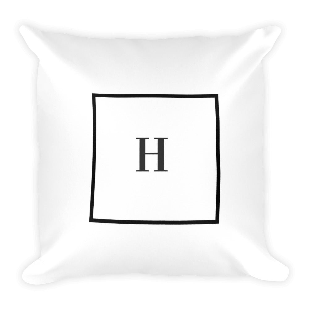 New York Collection H cushion - Pretty Ventura
