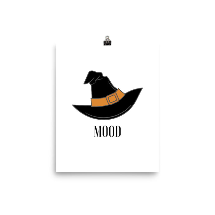 Witch hat - mood print