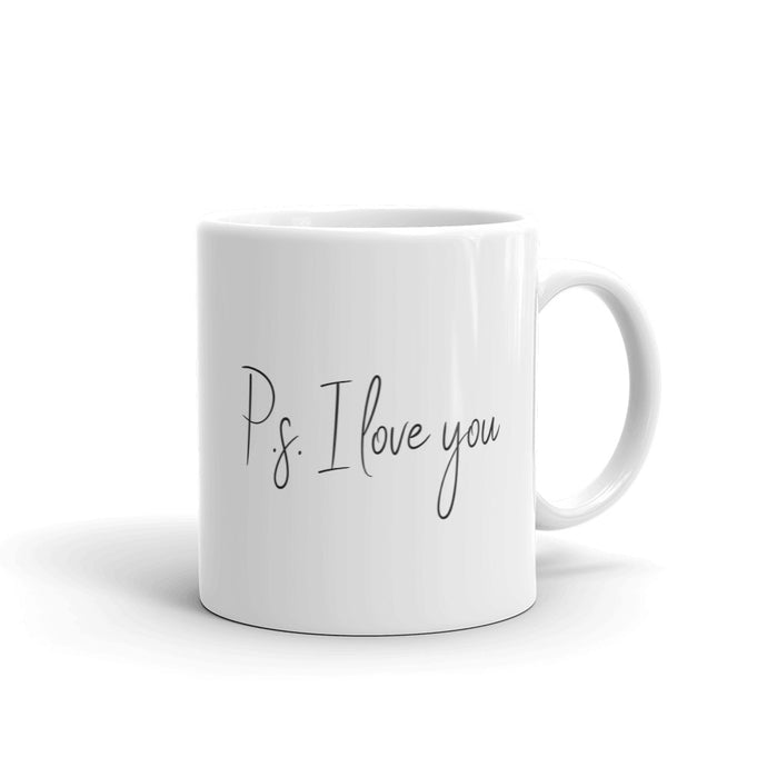 PS: I love you mug