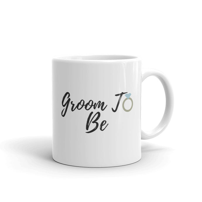 Groom to be mug