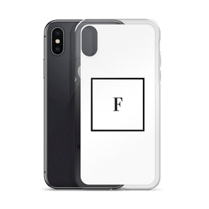 New York Collection F iPhone case - Pretty Ventura