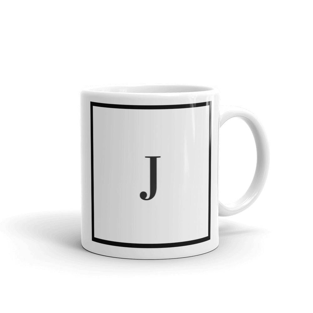 New York Collection J mug - Pretty Ventura