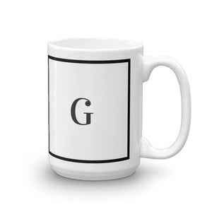 New York Collection G mug - Pretty Ventura