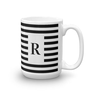 Monaco Collection R mug - Pretty Ventura