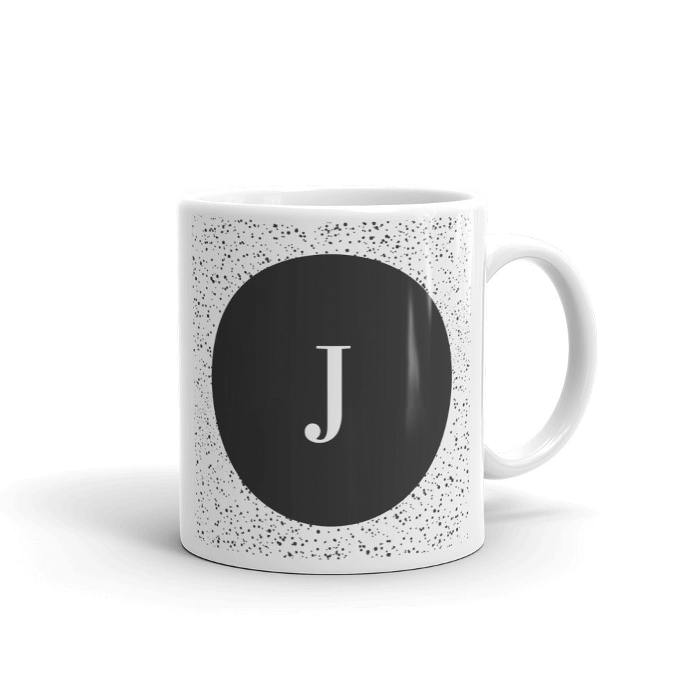 Bahamas Collection J mug - Pretty Ventura