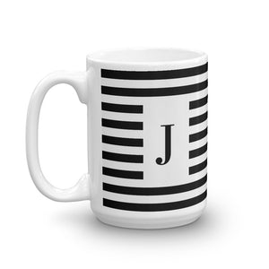 Monaco Collection J mug - Pretty Ventura