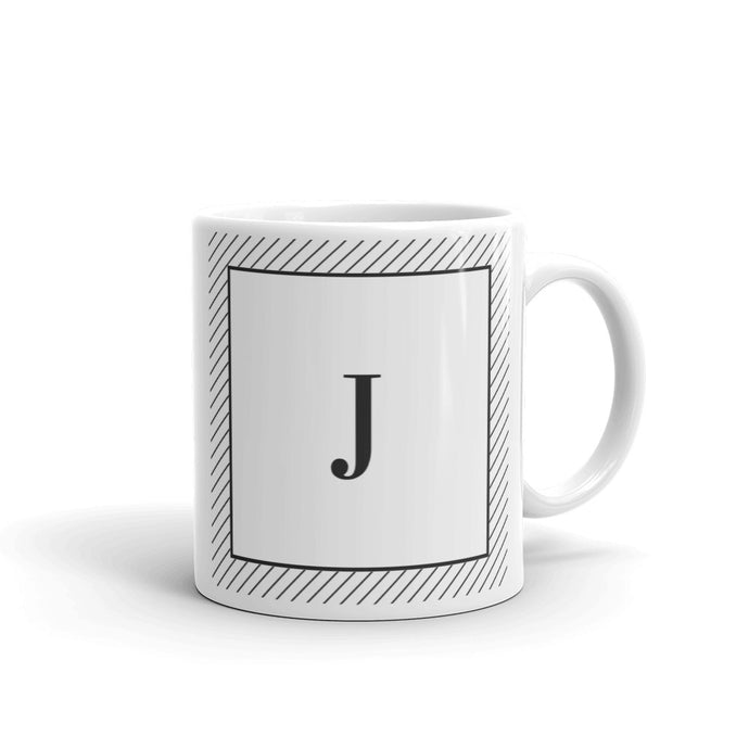 Tahiti Collection J mug - Pretty Ventura